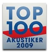 TOP 100 Akustiker
